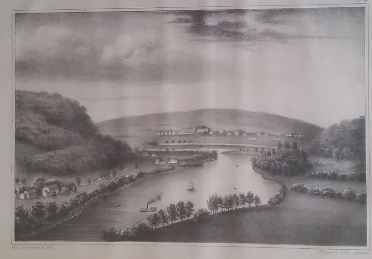 Sketch of Scenery of Massachusetts, with Plates. From the Geological Report of Prof. Hitchcock. Edward Hitchcock.