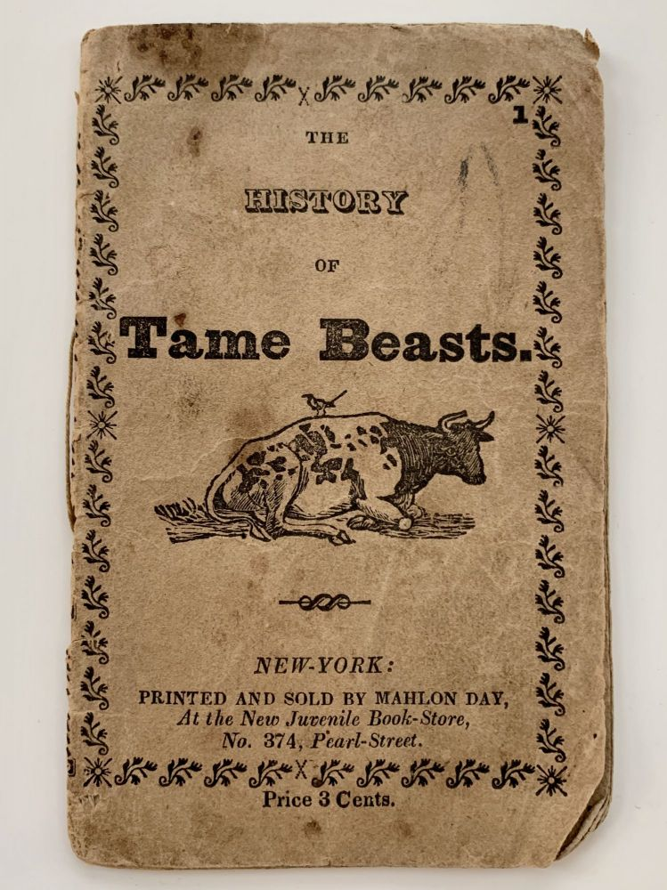 The History of Tame Beasts.