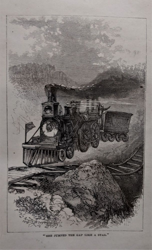 A Fast Life on the Modern Highway: Being a Glance into the Railroad World from a New Point of View. Joseph Taylor.