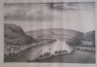 Sketch of Scenery of Massachusetts, with Plates. From the Geological Report of Prof. Hitchcock....