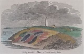 Sketch of Scenery of Massachusetts, with Plates. From the Geological Report of Prof. Hitchcock