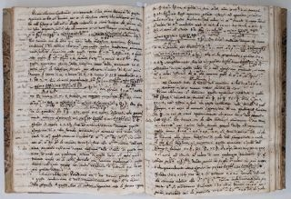 Lagrange, Joseph-Louis (1736-1813), Memoirs of Mathematics, manuscript translated to Italian...