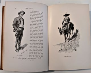 Pony Tracks. Written and Illustrated by Frederic Remington.