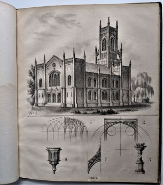 Essay on Gothic Architecture. With Various Plans and Drawings for Churches: Designed Chiefly...