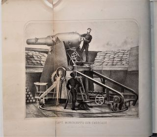 Counterpoise Gun-Carriages and Platforms. Published by Direction of Bvt. Maj. Genl. A. A....