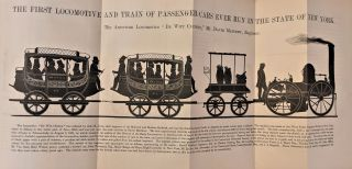 The History of the First Locomotives in America. From the Original Documents, and the Testimony...