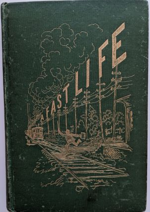A Fast Life on the Modern Highway: Being a Glance into the Railroad World from a New Point of View.